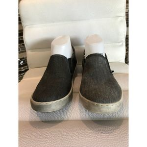 NWT C label slip on sneakers